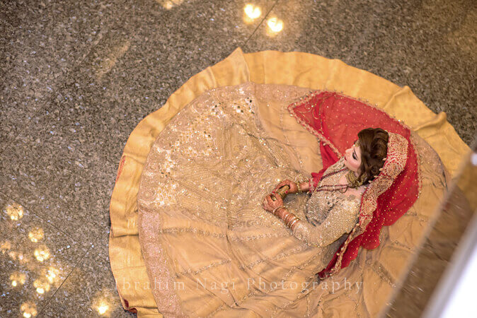 Bridal Photo Session in Dubia