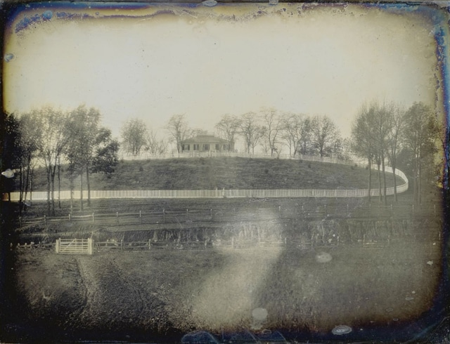 The oldest photo of New York