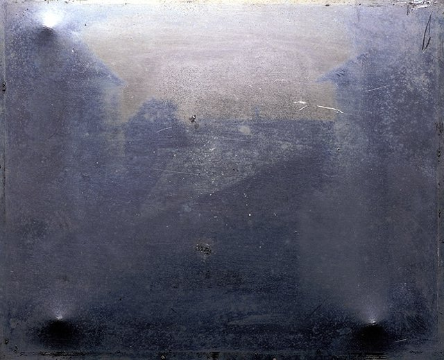 First Photograph Ever