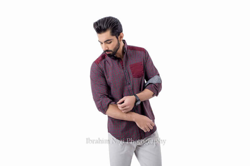 Men's Casual Wear Photo Shoots in Dubai