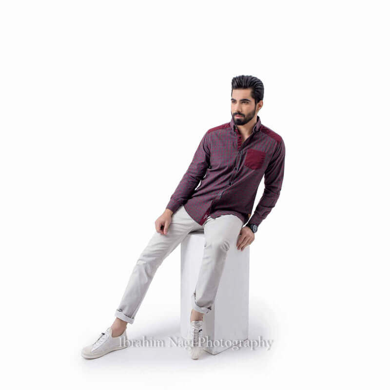 Men's Casual Wear Photography-9